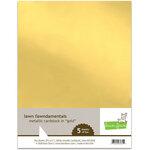Gold metallic cardstock - Lawn Fawn
