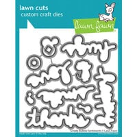 Lawn Fawn - Dies - Scripty Bubble Sentiments