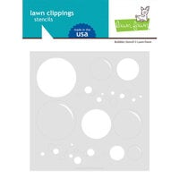 Lawn Fawn - Stencils - Big Bubble