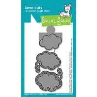 Lawn Fawn - Dies - Reveal Wheel Thought Bubble Add-on