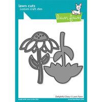 Lawn Fawn - Lawn Cuts - Dies - Delightful Daisy