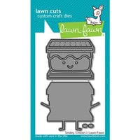 Lawn Fawn - Lawn Cuts - Dies - Smiley S'more
