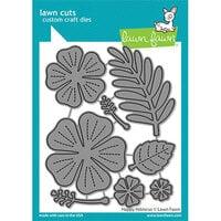 Lawn Fawn - Lawn Cuts - Dies - Happy Hibiscus