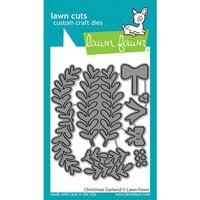 Lawn Fawn - Lawn Cuts - Dies - Christmas Garland