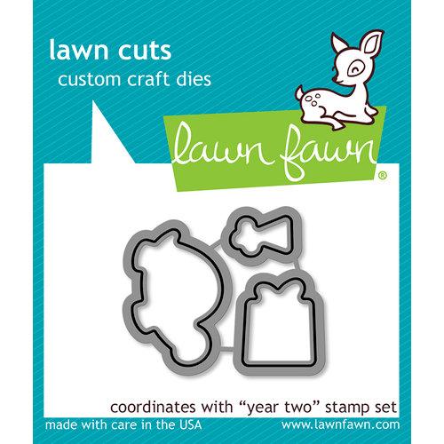 Lawn Fawn - Lawn Cuts - Dies - Year Two