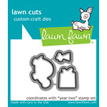 Lawn Fawn - Lawn Cuts - Dies - Year Two