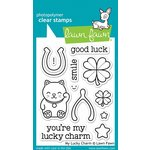 Lawn Fawn - Clear Acrylic Stamps - My Lucky Charm