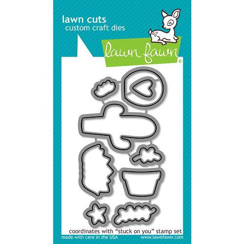 Lawn Fawn - Lawn Cuts - Dies - Stuck On You