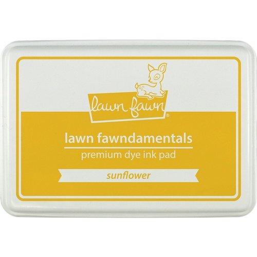Lawn Fawn - Premium Dye Ink Pad - Sunflower