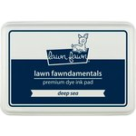 Lawn Fawn - Premium Dye Ink Pad - Deep Sea