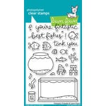 Lawn Fawn - Clear Photopolymer Stamps - Fintastic Friends