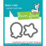 Lawn Fawn - Lawn Cuts - Dies - So Jelly