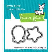 Lawn Fawn - Lawn Cuts - Dies - So Jelly Lawn Cuts