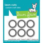 Lawn Fawn - Lawn Cuts - Dies - Owen's ABCs