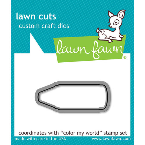 Lawn Fawn - Lawn Cuts - Dies - Color My World