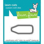 Lawn Fawn - Lawn Cuts - Dies - Color My World