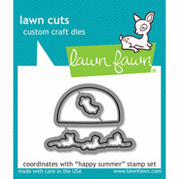 Lawn Fawn - Lawn Cuts - Dies - Happy Summer