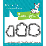Lawn Fawn - Lawn Cuts - Dies - Thankful Mice