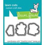Lawn Fawn Thankful Mice Lawn Cuts Dies