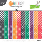 Lawn Fawn - Lets Polka in the Dark Collection - 12 x 12 Collection Pack