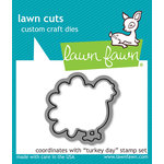 Lawn Fawn - Lawn Cuts - Dies - Turkey Day