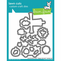 Lawn Fawn - Lawn Cuts - Dies - Happy Harvest