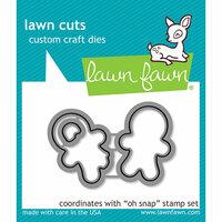 Lawn Fawn - Lawn Cuts - Dies - Oh Snap
