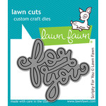 Lawn Fawn - Lawn Cuts - Dies - Scripty For You