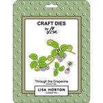 Lisa Horton Crafts - Dies - Through the Grapevine