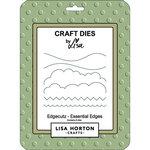Lisa Horton Crafts - Dies - Edgecutz - Essential Edges