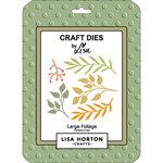 Lisa Horton Crafts - Dies - Large Foliage