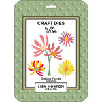 Lisa Horton Crafts - Dies - Shabby Florals