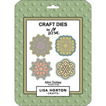 Lisa Horton Crafts - Dies - Mini Doilies