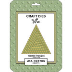 Lisa Horton Crafts - Dies - Nested Triangles