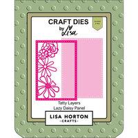 Lisa Horton Crafts - Dies - Tatty Layers - Lazy Daisy