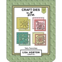Lisa Horton Crafts - Dies - Tatty Twinchies