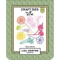 Lisa Horton Crafts - Dies - Tatty Stems