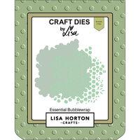 Lisa Horton Crafts - Dies - Essential Bubblewrap