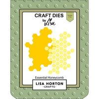 Lisa Horton Crafts - Dies - Essential Honeycomb