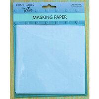 Lisa Horton Crafts - 6 x 6 Masking Sheet - 10 Pack