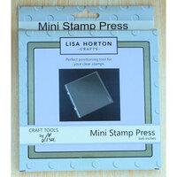 Lisa Horton Crafts - 6 x 6 Stamp Press