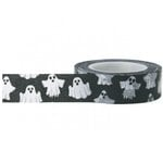 Little B - Decorative Paper Tape - Halloween - Ghost - 15mm