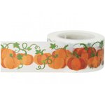 Little B - Decorative Paper Tape - Halloween - Pumpkin Vines - 25mm