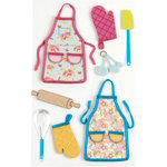 Little B - 3 Dimensional Stickers - Cooking - Medium