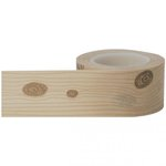 Little B - Decorative Paper Tape - Knotty Pine - 25mm