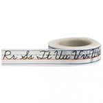 Little B - Decorative Paper Tape - Penmanship Book - 15mm