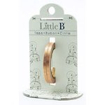 Little B - Decorative Paper Tape - Gold Foil Grosgrain - 3mm
