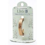 Little B - Decorative Paper Tape - Gold Foil Grosgrain - 3mm