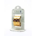 Little B - Decorative Paper Tape - Gold Foil Moroccan Window - 25mm