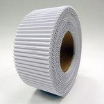 Little B - Corrugate Tape - White - 40mm